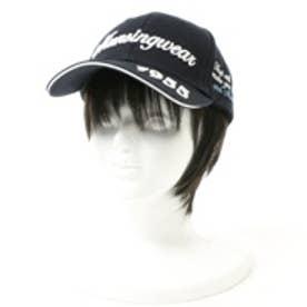 マンシングウェア Munsingwear MGAM3211CPゴルフウェア(ネイビー)