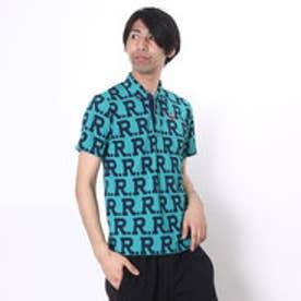 【アウトレット】マンシングウェア Munsingwear ゴルフシャツ 半袖シヤツ(ニツト) RM1595 (グリーン)