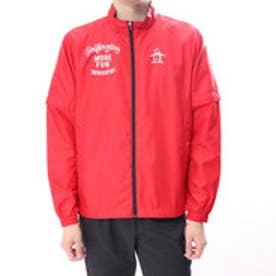 マンシングウエア Munsingwear メンズ ゴルフ 長袖 ウインドブレーカー ブルゾン コート WB MGMLJK01CH