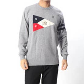 マンシングウエア Munsingwear メンズ ゴルフ 長袖セーター セーター MGMMJL05