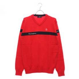 マンシングウエア Munsingwear メンズ ゴルフ 長袖セーター セーター MGMMJL03