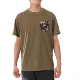 マーモット Marmot メンズ トレッキング 半袖Tシャツ NATURAL QD POCKET H/S T MJT-S7090