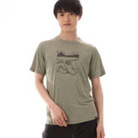 マーモット Marmot メンズ トレッキング 半袖Tシャツ HEATHER COWBOY-CAMP H/S T MJT-S7081