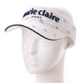 マリ クレール marie claire レディース ゴルフ サンバイザー サンバイザー 717908
