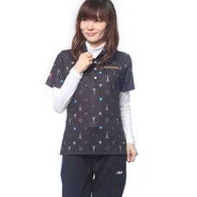 マリ クレール marie claire レディース ゴルフ セットシャツ インナーセット半袖シャツ 737502