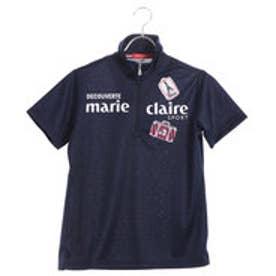 マリ クレール marie claire レディース ゴルフ 半袖 シャツ 718620