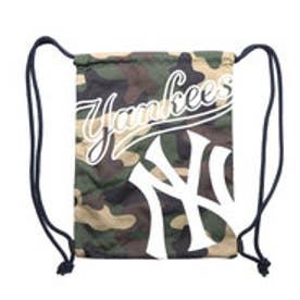 メジャーリーグベースボール MAJOR LEAGUE BASEBALL マルチバッグ MLB NY プリントナップザック YK-MBBK114