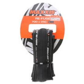 マキシス MAXXIS タイヤ MX リフューズ 25c TB86357700  (ブラック)