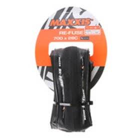 マキシス MAXXIS タイヤ MX リフューズ 28c TB88505100  (ブラック)