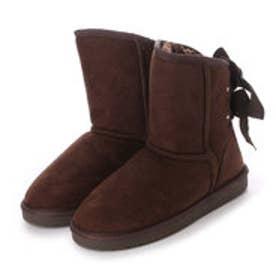 【アウトレット】マリナ marina ブーツ ムートンブーツ 150104 ブラウン 4309 (ブラウン)