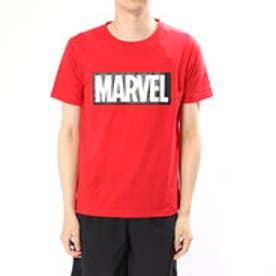 マーベル MARVEL メンズ 半袖Tシャツ MV-9C12208TSキ (レッド)