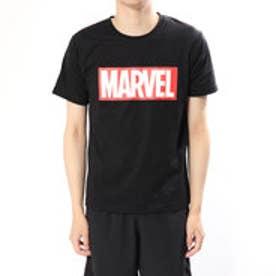 マーベル MARVEL メンズ 半袖Tシャツ MV-9C12208TSキ (ブラック)