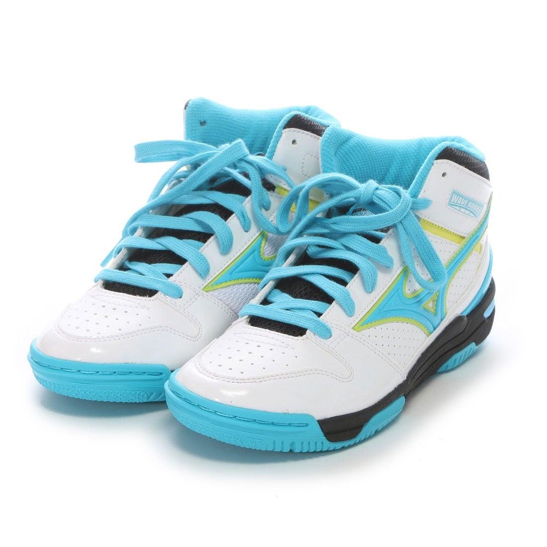 ミズノ MIZUNO ジュニア バスケットボール シューズ WAVE ROOKIE BB3 W1GC157025 503 ,スポーツ用品通販  アルペングループ(スポーツデポ・ゴルフ5・アルペン)