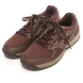 ロコンド 靴とファッションの通販サイトミズノMIZUNOウォーキングシューズEASYSTAR25KH-31058ブラウン0094(ブラウン)