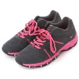 ロコンド 靴とファッションの通販サイトミズノMIZUNOウォーキングシューズB1GB140164ブラック1290(ブラックP)