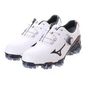 ミズノ MIZUNO メンズ ゴルフ ダイヤル式スパイクシューズ GENEM 007 Boa 51GM170055 827