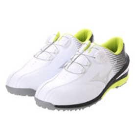 ミズノ MIZUNO メンズ ゴルフ ダイヤル式スパイクレスシューズ NEXLITE 004 Boa 51GM172091 829