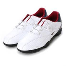 ミズノ MIZUNO メンズ ゴルフ ダイヤル式スパイクシューズ Light Style 002 Boa 51GM176014 830