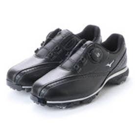 ミズノ MIZUNO メンズ ゴルフ ダイヤル式スパイクシューズ WIDE STYLE 002 Boa 51GQ174009