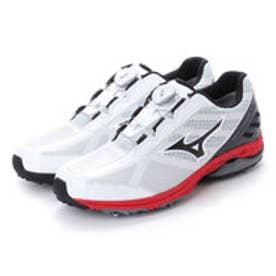 ミズノ MIZUNO メンズ ゴルフ ダイヤル式スパイクシューズ WAVE CADENCE BOA 51GM187001 961