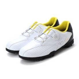 ミズノ MIZUNO メンズ ゴルフ ダイヤル式スパイクシューズ Light Style 002 Boa 51GM176091 255