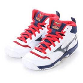 ミズノ MIZUNO バスケットボール シューズ ルーキー BB4 W1GC177015