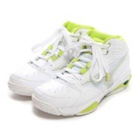 ミズノ MIZUNO バスケットボールシューズ ウェーブプライドBB3 W1GB155035 ホワイト 176 (ホワイトGR)