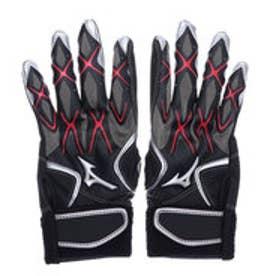 ミズノ MIZUNO ジュニア 野球 バッティング用手袋 セレクト9 ジュニア 両手用 1EJEY14009
