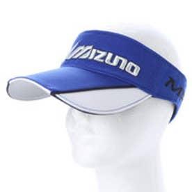 ミズノ MIZUNO メンズ ゴルフ サンバイザー 52MW6A2127