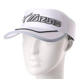 ミズノ MIZUNO メンズ ゴルフ サンバイザー ボア搭載サンバイザー 52MW702270