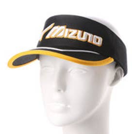 ミズノ MIZUNO メンズ ゴルフ サンバイザー ボア搭載サンバイザー 52MW702209