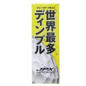 ミズノ MIZUNO ゴルフボール MZ JPXNEXDRWH
