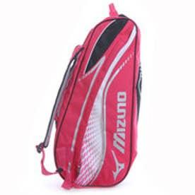ミズノ MIZUNO ユニセックス テニス ラケットバッグ ラケットバッグ6本入れ 63JD600364