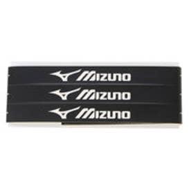 ミズノ MIZUNO ヘッドプロテクター エッジセーバー(3本入り) 6ZA18009 (ブラック)
