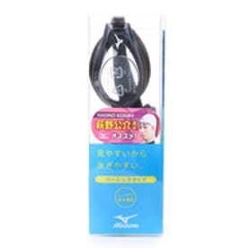 ミズノ MIZUNO スイミングゴーグル(ワイド)  MZ N3JE6010SMBK