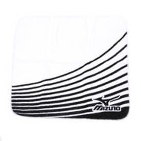 ミズノ MIZUNO リストバンド ポケットタオル大 12JY6X7601  (ホワイト)