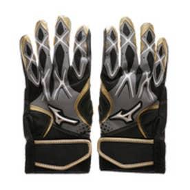 ミズノ MIZUNO ユニセックス 野球 バッティング用手袋 セレクトナイン(打者用手袋/両手) 1EJEA14005