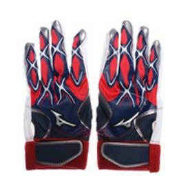 ミズノ MIZUNO ユニセックス 野球 バッティング用手袋 セレクトナイン(打者用手袋/両手) 1EJEA14046