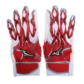 ミズノ MIZUNO ユニセックス 野球 バッティング用手袋 セレクトナイン(打者用手袋/両手) 1EJEA14062