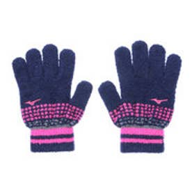 ミズノ MIZUNO ユニセックス テニス 手袋 ブレスサーモニットグラブ(マシュマロのびのび) 32JY760114