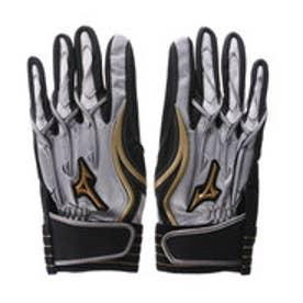 ミズノ MIZUNO ユニセックス 野球 バッティング用手袋 シリコンパワーアークMI 1EJEA03909