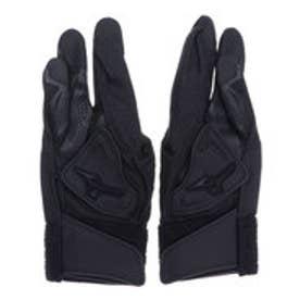 ミズノ MIZUNO 野球 バッティング用手袋 セレクトナイン W 高校野球ルール対応モデル 1EJEH14490