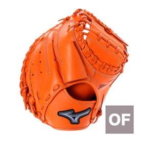 ミズノ MIZUNO 軟式野球 野手用グラブ 軟式用 ダイアモンドアビリティクロス 軟式用 捕手用:嶋型 1AJCR18600