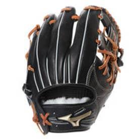 ミズノ MIZUNO 硬式野球 野手用グラブ 硬式内野手用 Hselection02 硬式用 内野手用:サイズ8 1AJGH18303