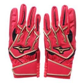 ミズノ MIZUNO 野球 バッティング用手袋 シリコンパワーアークW 1EJEA04162