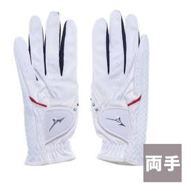 ミズノ MIZUNO レディース ゴルフ グローブ W-GRIP 両手 5MJWB85101