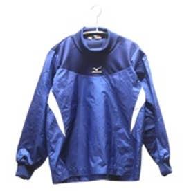ミズノ MIZUNO ジュニア野球ウィンドシャツ ジュニア・トレーニングジャケット 12JE4J3116  (パステルネイビー)