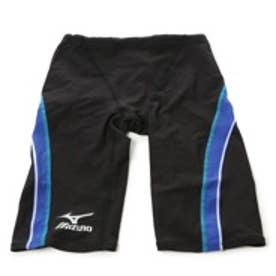 ミズノ MIZUNO 競泳水着 85RP30276 ブラック【返品不可商品】