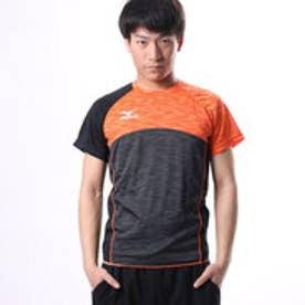 ミズノ MIZUNO メンズ 陸上/ランニング 半袖Tシャツ プラクティスシャツ U2MA701195