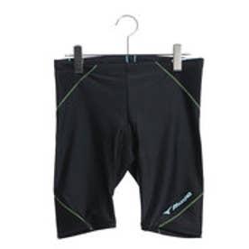 ミズノ MIZUNO メンズ 水泳 フィットネス水着 BGハーフスパッツ N2JB612392【返品不可商品】